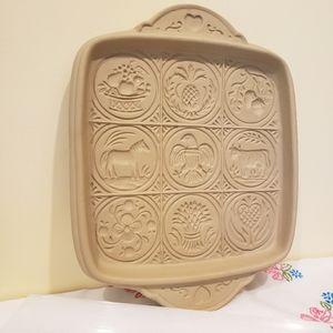 Shortbread Pan/Cookie art by Brown Bag Designs